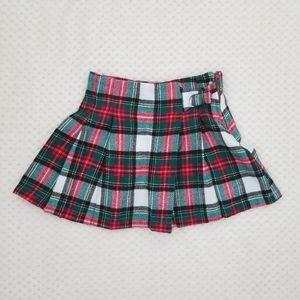 Carter's Plaid Skirt